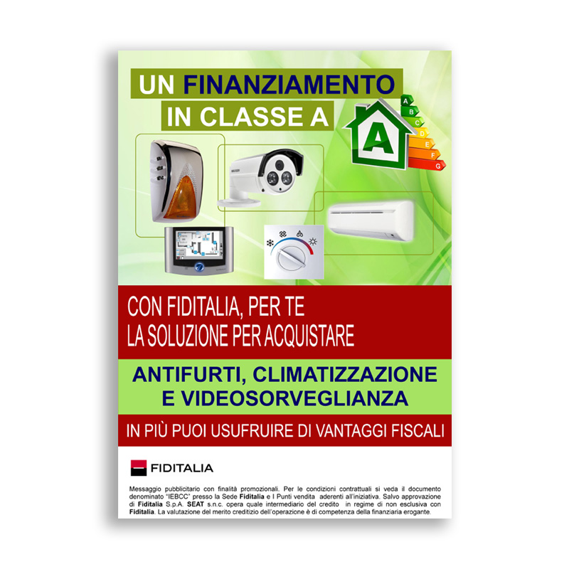 Promozioni Antifurti Climatizzatori Torino-Antifurto-Daitem-Centrale-SH380AT-Torino