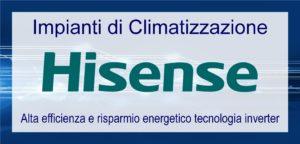 Climatizzatore-Torino-Moncalieri-Nichelino-Hisense