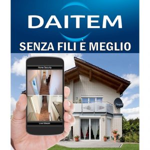 Seat-Daitem-Antifurto-Senza-Fili- Volumetrico-Perimetrale