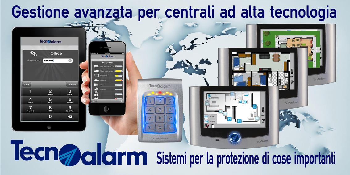 Impianti-Sistemi-Antifurto-Tecnoalarm-Torino