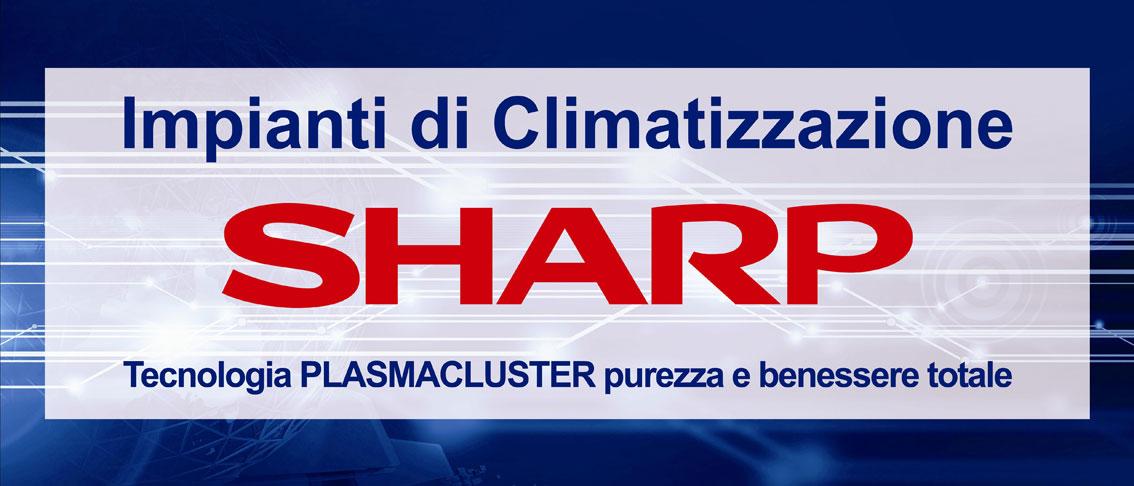 Climatizzazione Torino-Condizionatore-Sharp-Plasmacluter-Seat-Torino