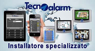 Antifurti-Tecnoalarm-Torino-Moncalieri- Nichelino