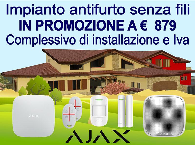 Promozione AJax